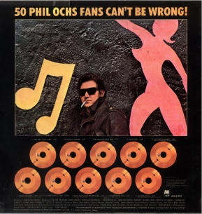 Image result for Phil ochs greatest hits