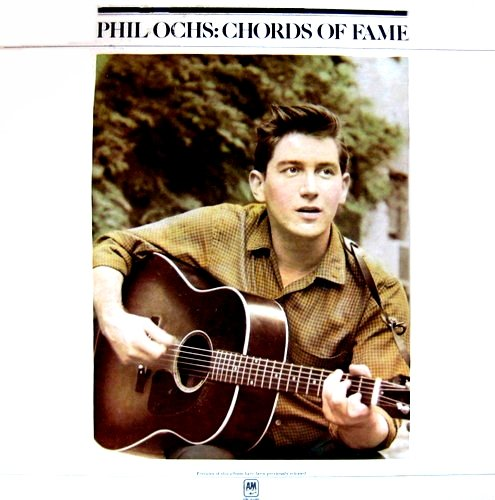 Image result for chords of fame phil ochs