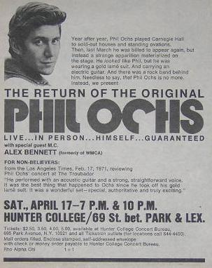 Phil-Ochs-1971-Hunter-College-New-York-Concert-Poster-Type-Ad