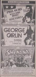 Phil-Ochs-George-Carlin-1974-Concert-Poster-Type-Ad