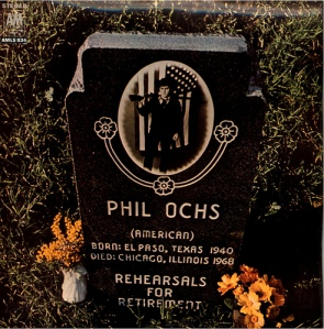 Phil Ochs Researsals
