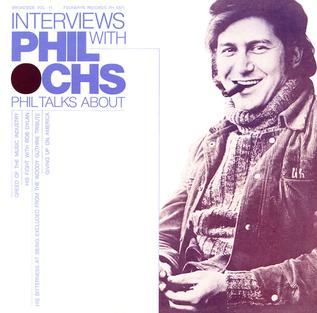 Interviewswithphilochs