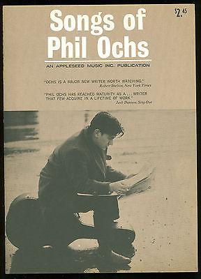 phil-ochs-songs-of-phil-ochs-1964-sheet